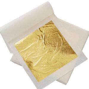 Пищевое сусальное золото/серебро